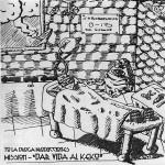 MISSION DAR VIDA AL KEKO - FRONT COVER