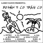 ROMÁNTICO TRÁGICO - FRONT COVER