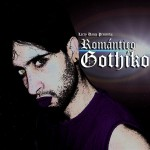 ROMÁNTICO GOTHIKO - FRONT COVER