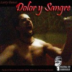 DOLOR Y SANGRE - FRONT COVER