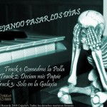 L.D.EJANDO PASARLOS DÍAS - BACK COVER