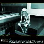L.D.EJANDO PASARLOS DÍAS - FRONT COVER