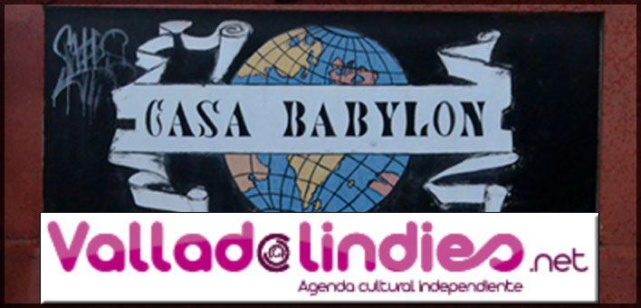 Reseña concierto Casa Babylon – Valladolindies