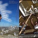 KALAMIDAZ - COMPLETE FRONT COVER