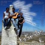 KALAMIDAZ - INTERIOR FRONT COVER