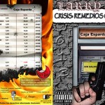 CRISIS REMEDIOS, GRAVES Y AGUDOS - COMPLETE FRONT COVER