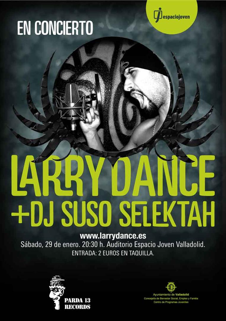 Live in Espacio Joven (Valladolid)