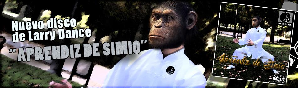 "Nuevo Disco de Larry Dance ""Aprendiz de Simio"""