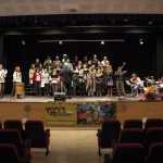 Larry en Voces para Latinoamérica - Concierto Solidario :: 27 04 2013