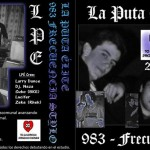 983 FRECUENCIA STYLO - COMPLETE FRONT COVER