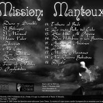 MISSION MANTOUX - BACK COVER