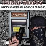 CRISIS REMEDIOS, GRAVES Y AGUDOS - FRONT COVER