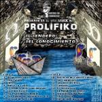 PROLÍFIKO - EL SENDERO DEL CONOCIMIENTO - BACK COVER