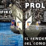 PROLÍFIKO - EL SENDERO DEL CONOCIMIENTO -  COMPLETE FRONT COVER